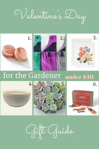 Valentines Day Gift Guide for Gardeners