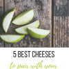 apple and cheese pairings