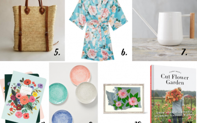 Gift Guide for the Mom who likes to Garden